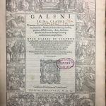 Early printed books at Johns Hopkins: a time traveller's capsule?